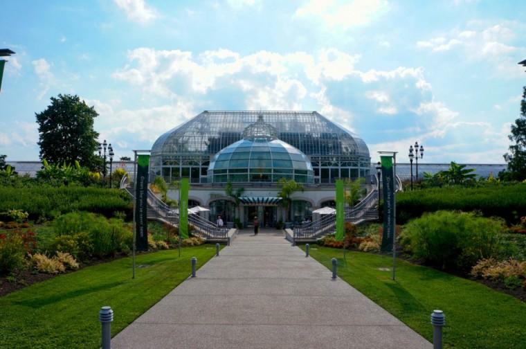 美国匹兹堡植物园