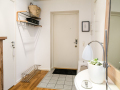 小户型也能装出超大空间,天蝎女的精致单身公寓