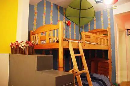 看巧改四十平小户型老房空间,变身时尚的三口之家_5