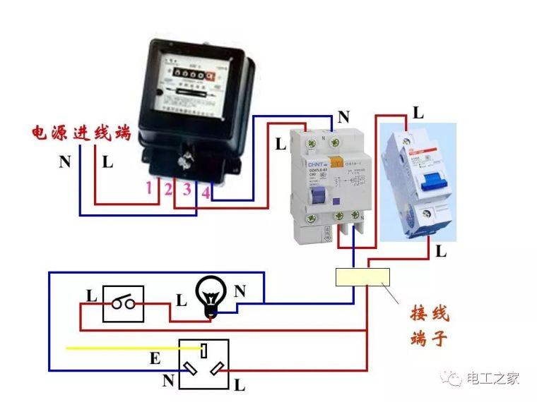 全彩图深度详解照明电路和家用线路_30