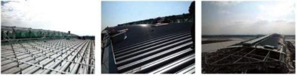 漫谈金属屋面的建筑设计应用(1)——广州新白云国际机场航站楼_13