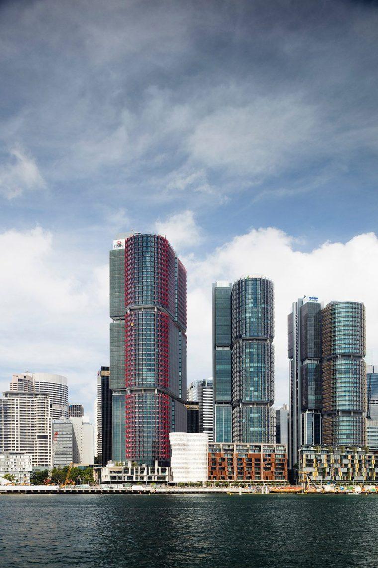 [建筑案例]澳大利亚云朵大厦