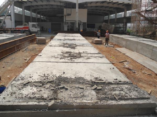 支架现浇梁施工技术总结
