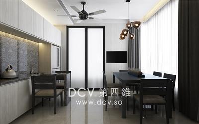 西安口碑最好的极简平层别墅设计-紫汀苑_4