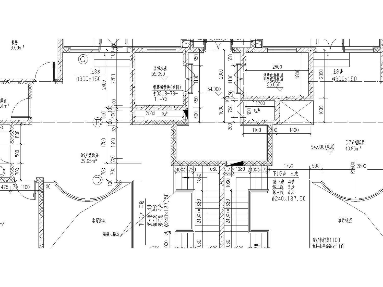 [宁夏]银川市金溪里30层小区建筑150张全套施工图(建筑、结构、水暖电应有尽有)_3