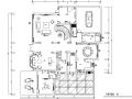 [江苏]浪漫法式风450平米独栋别墅设计施工图(附效果图)