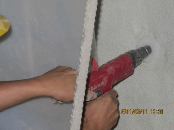 隧道土工布、防水板施工总监首件制成果书
