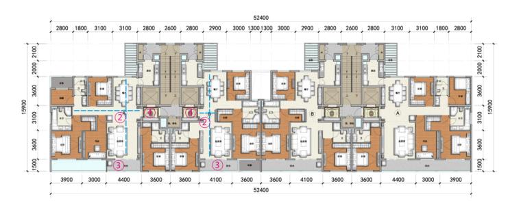 [河南]高层塔式住宅办公建筑设计方案文本(含教育配套)_10
