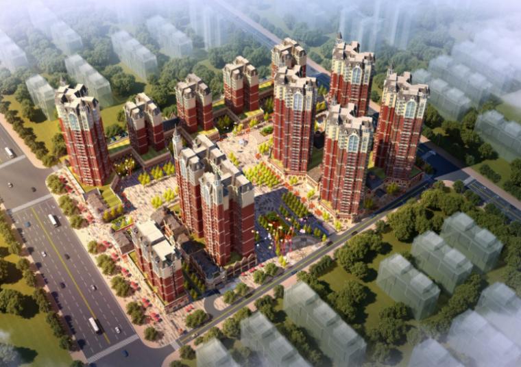 [贵州]都匀经济开发区洛邦新城项目修建性详细规划设计文本(2018年)