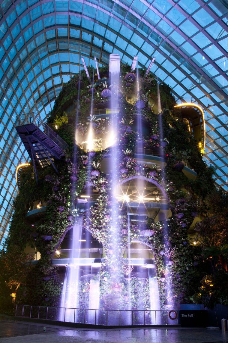 新加坡世界级超级温室花园-14