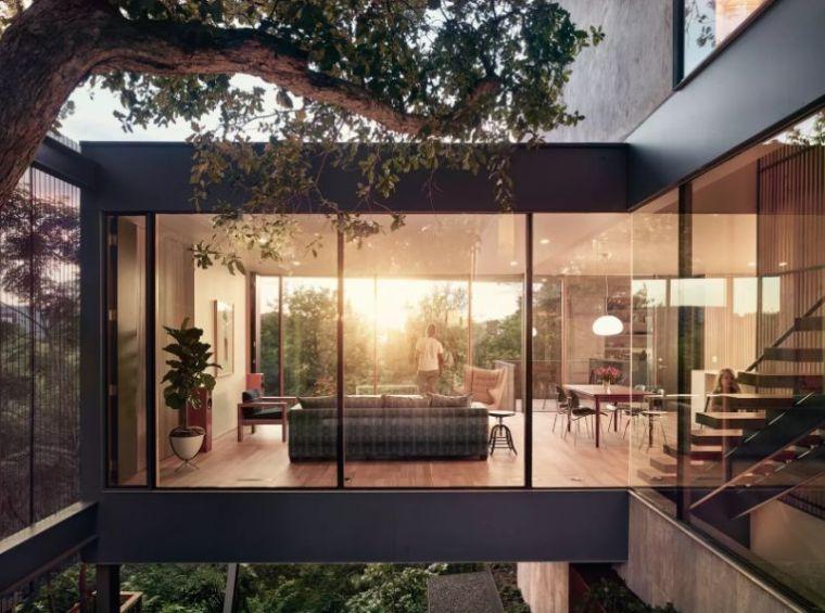 Underhill住宅资料下载-这5个乡下房子,凭什么获得AIA住宅设计大奖