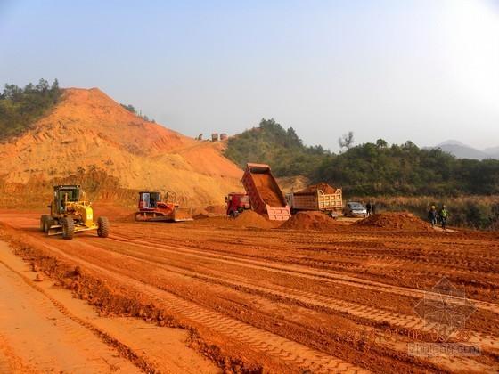 关于土方路基施工要点和质量控制,知道这些就够了