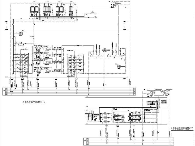 [南宁]华字头置地超高层甲级写字楼全套智能化施工图(含机房)