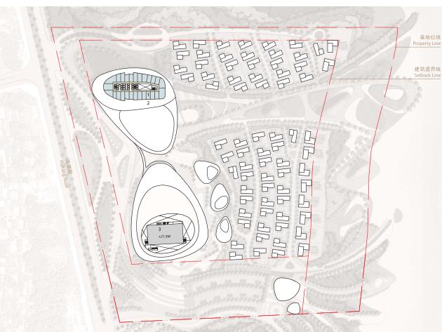 """[三亚]超高层""""灯塔奇石""""造型财经论坛中心概念设计方案文本_11"""
