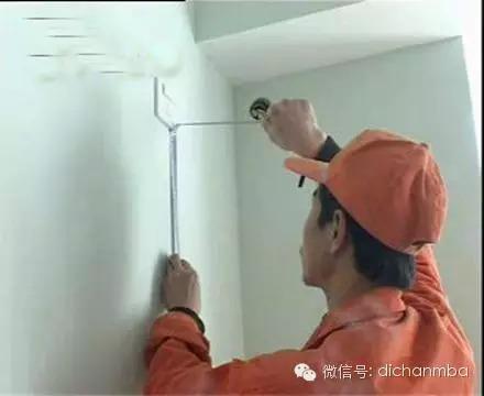 室内装修工程全过程施工图解(水电,土建工程)-装饰