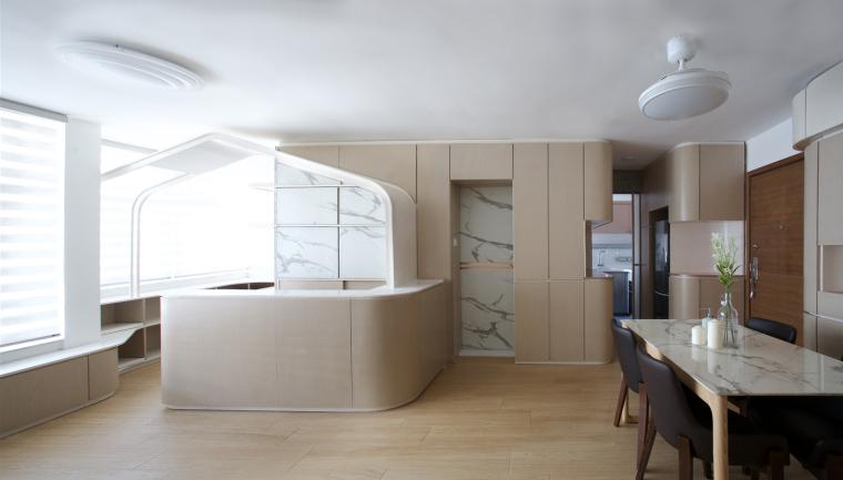 香港56平米公寓