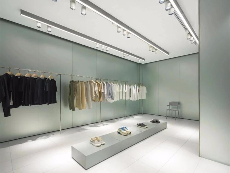 杭州MIXX品牌服装店