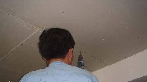 七哥聊装修[木工篇]安装石膏板方法