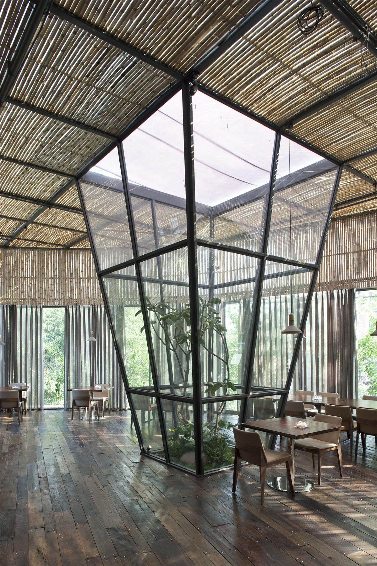 清风微拂—视觉与味觉的诗意融合(附25套餐饮空间设计案例)_23