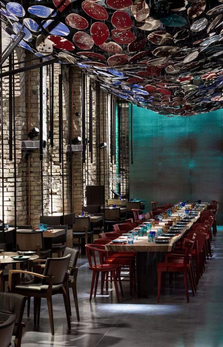 外国人设计的中餐馆竟也这么好看_16