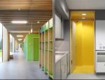 马尔堡+E托儿所OpusArchitekte室内设计实景图
