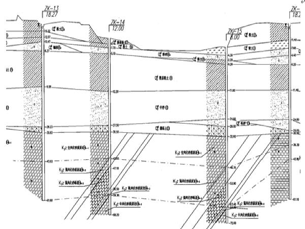 淮南淮上淮河公路大桥工程(I)标段栈桥平台施工方案(大量施工图)