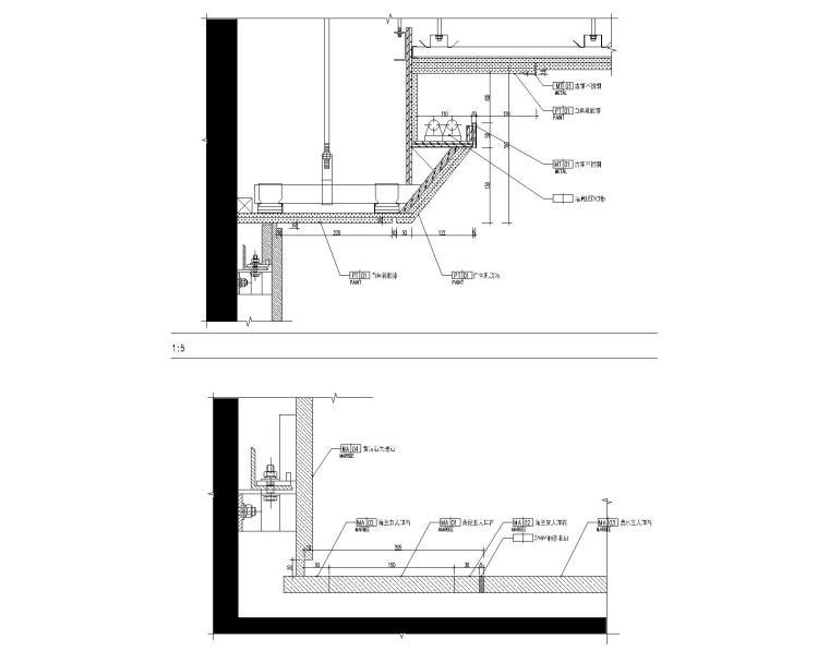 [上海]集艾设计G&A-海珀黄浦4-1中式样板间设计方案含效果图+施工图_11