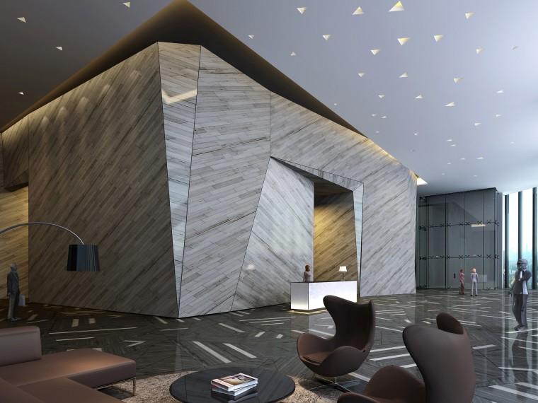 世界包装组织亚洲包装中心-世包大厦概念设计方案