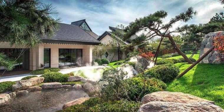 必学|高端别墅庭院景观设计知多少