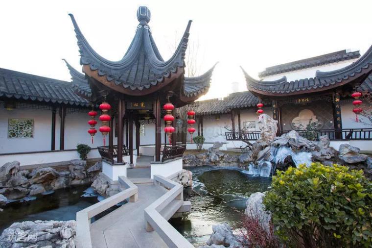 中式庭院·美在诗里_29