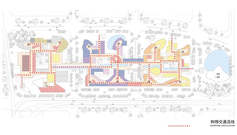 [江苏]MAD马岩松-山水城市商业综合体建筑设计方案文本(二)_5
