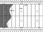 72米X150米单山单跨门式刚架钢结构厂房施工图(CAD,7张)