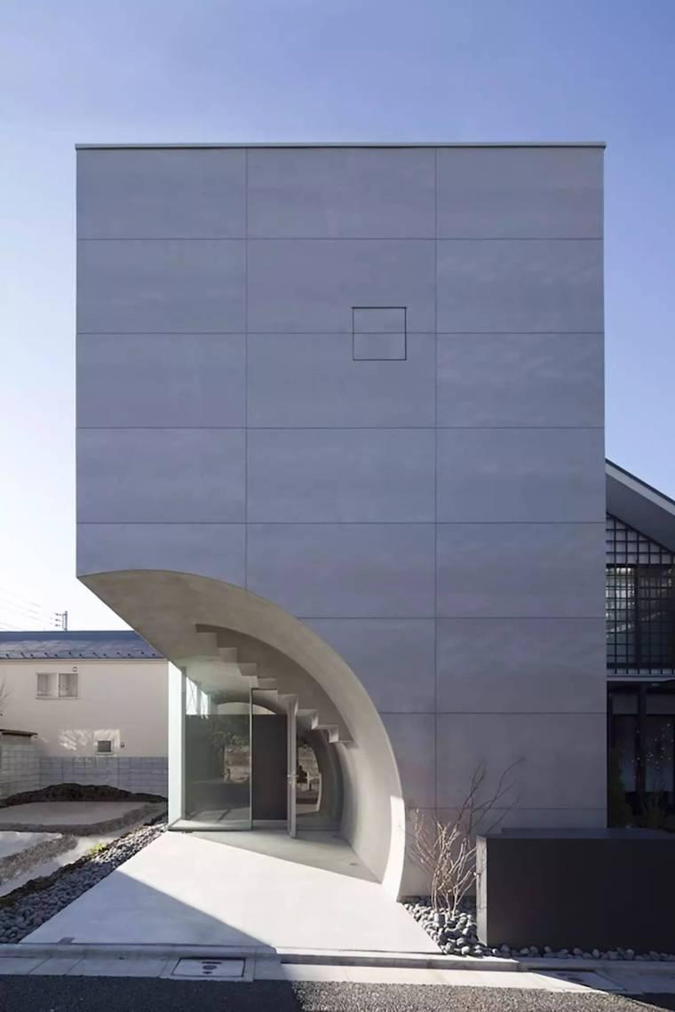 创意还是奇葩?来看看日本这些让人眼前一亮的建筑!_34