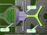 含航站楼停车楼高架桥绿色机场工程创鲁班奖施工质量情况汇报126页PPT(附视频)