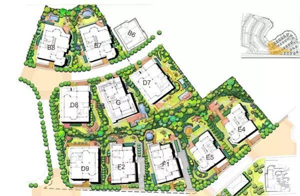 别墅景观设计那些你一定要知道的关联元素!