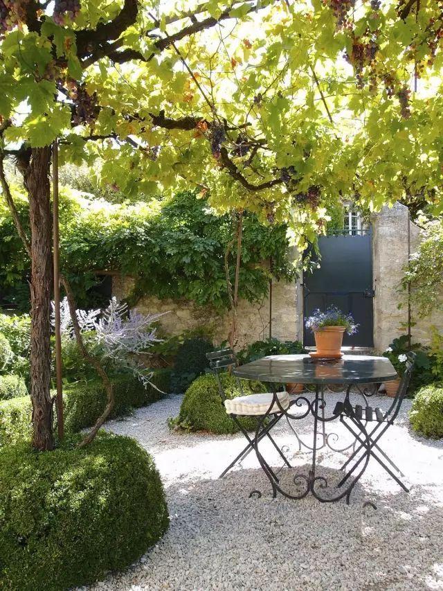 网红庭院,原来都流行这样设计!_10