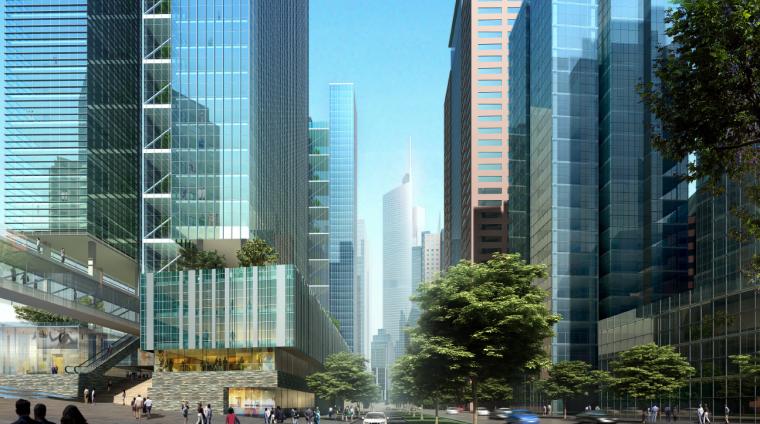 [重庆]KPF解放碑金融商务街区城市规划设计方案文本-微信截图_20181025115936
