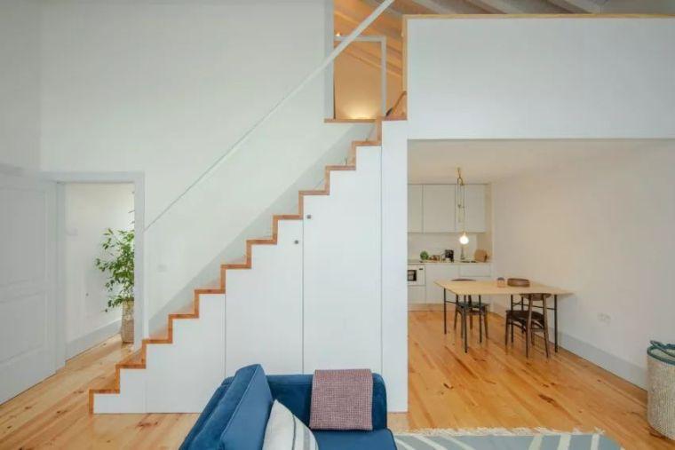 建筑改造:葡萄牙Sa da Bandeira公寓翻新设计