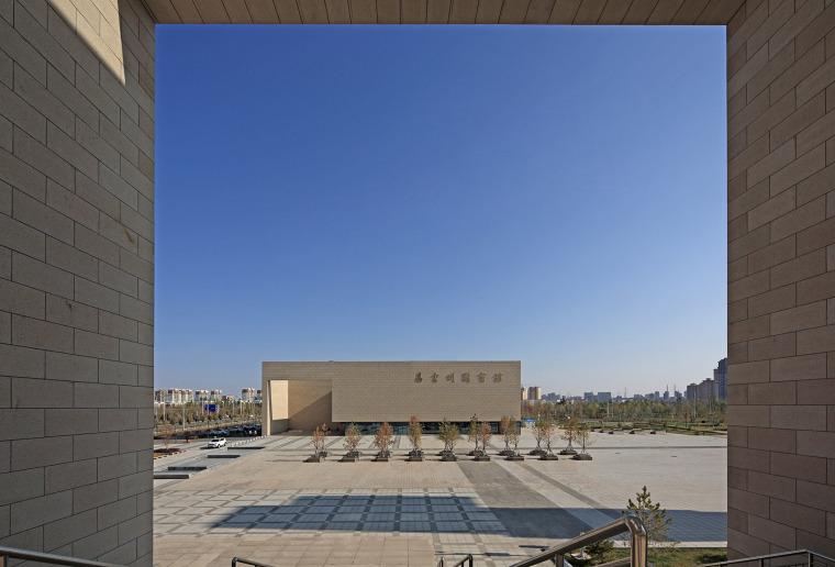 新疆昌吉州文化中心-5