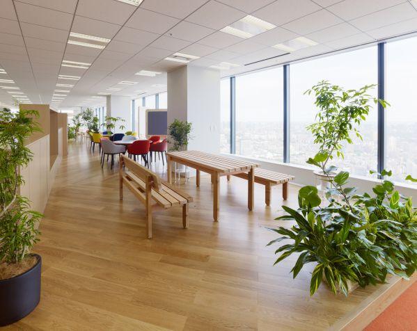 办公室装修需要兼顾几个方面?图片