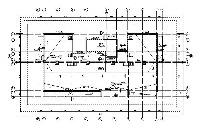 [吉林]多层框架剪力墙结构度假区住宅建筑施工图_6
