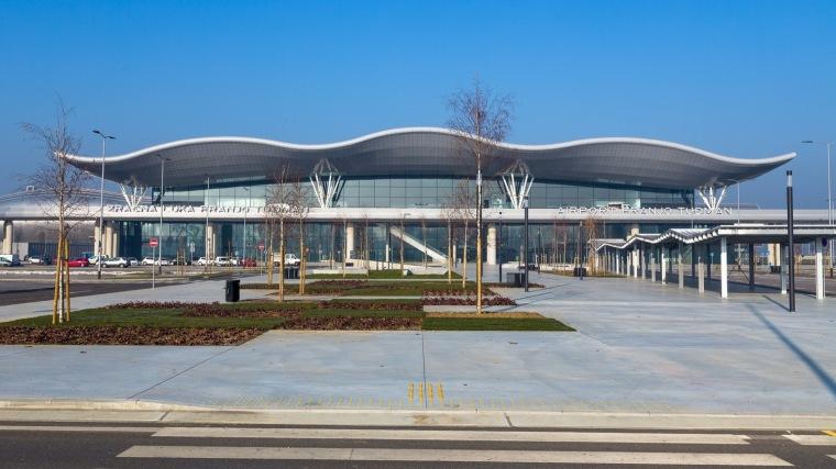 克罗地亚萨格勒布机场