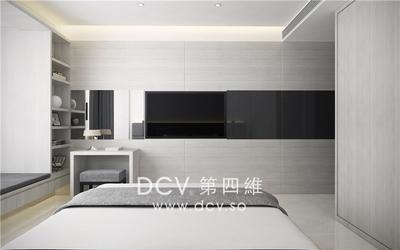 西安口碑最好的极简平层别墅设计-紫汀苑_9