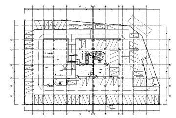 [四川]某商务中心工程预算书(合同+图纸+投标报价软件+控制价)