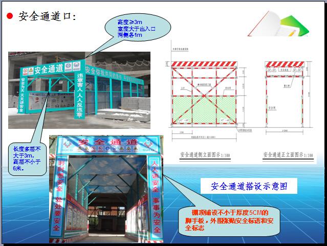 建筑施工现场安全防护管理(407页,图文并茂)