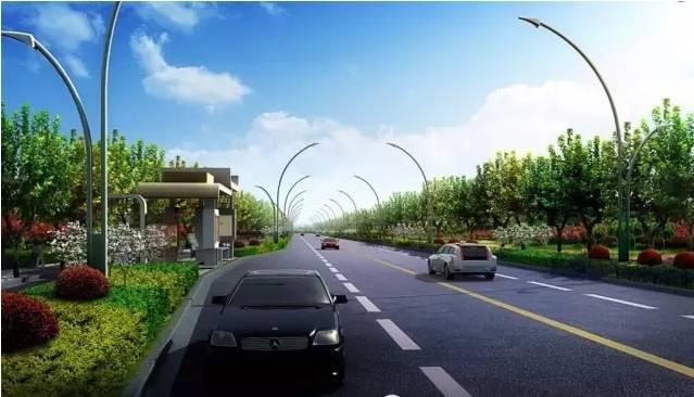 城市道路设计中的新理念