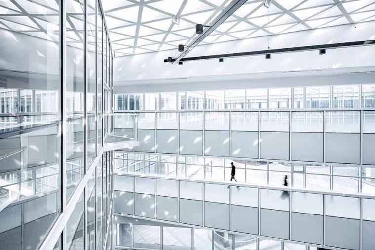 内外之间 ——上海宝业中心室内设计欣赏