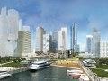 天津滨海新区于家堡商务区设计