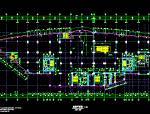 高层住宅平面施工图
