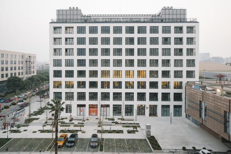 上海浦东张江高科技术园区